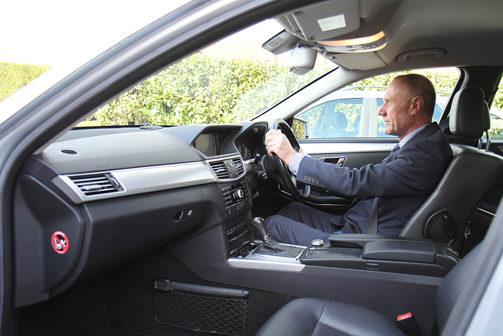 Corporate Hire - Chauffeur Driven by Prestige Travel Norfolk